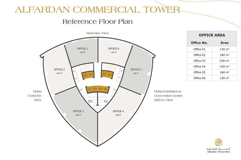Alfardan Towers 022