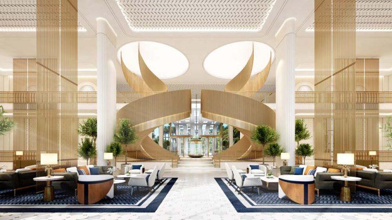 1. HOTEL LOBBY