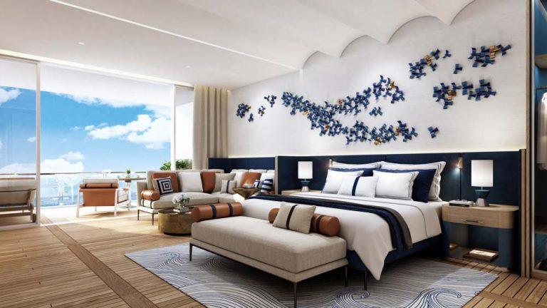 13. HOTEL MUR BEDROOM- BEDHEAD