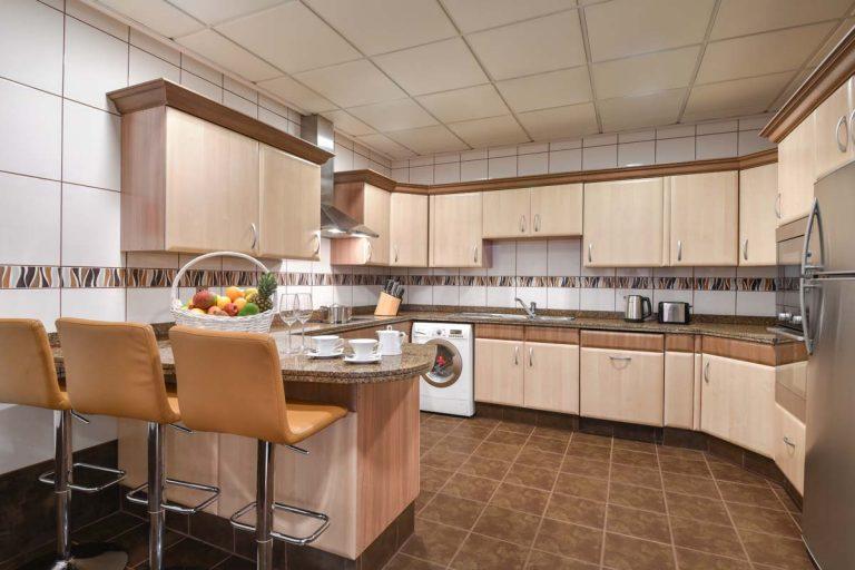 2 bedroom apartment_kitchen