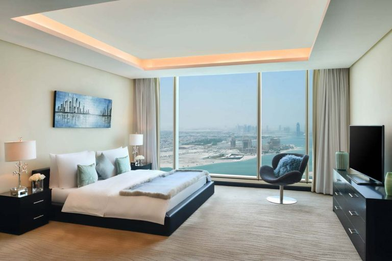 2 bedroom apartment_lifestyle bedroom