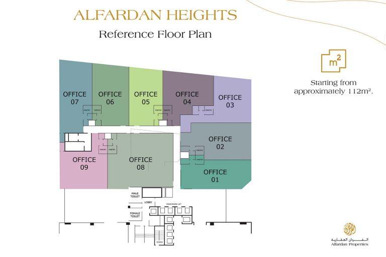 Alfardan Heights 008