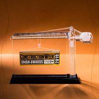 Construction Week Award